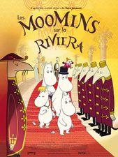 Les Moomins sur la Riviera