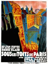 Sous les toits de Paris
