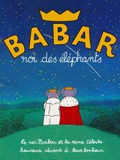 Babar, roi des éléphants