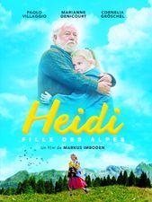 Heidi, fille des Alpes