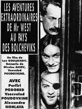 Les Aventures extraordinaires de Mr West au pays des bolchevicks