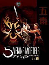 5 Venins mortels