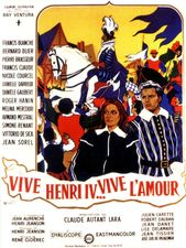 Vive Henri IV... vive l'amour !