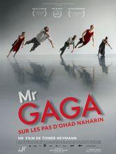 Mr. Gaga, sur les pas d'Ohad Naharin
