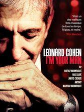 Leonard Cohen : I'm your man