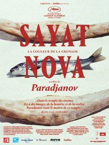 Sayat Nova (Couleur de la grenade)