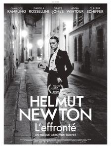 Helmut Newton, l'effronté