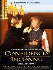 Confidences à un inconnu