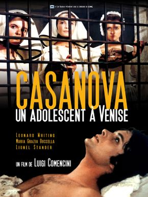 Casanova, un adolescent à Venise