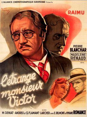 L'Etrange Monsieur Victor