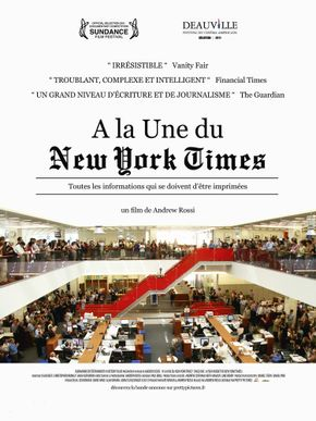 A la une du New York Times