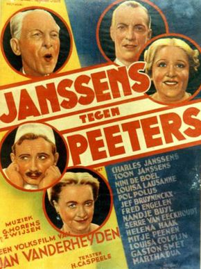 Janssens tegen Peeters