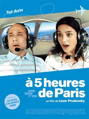 À 5 heures de Paris