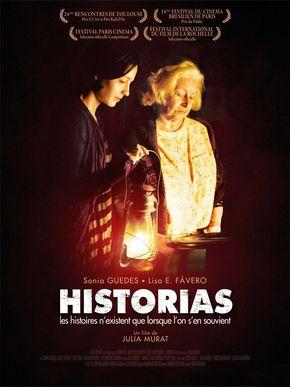 Historias : Des histoires qui n'existent que lorsque l'on s'en souvient
