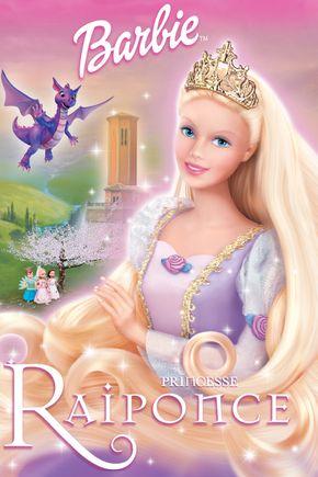 Barbie - Princesse Raiponce