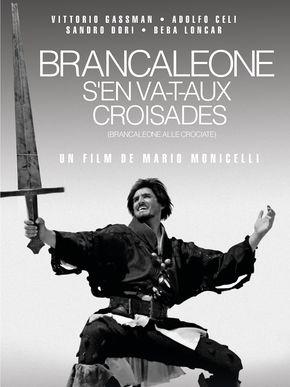Brancaleone s'en va-t-aux croisades
