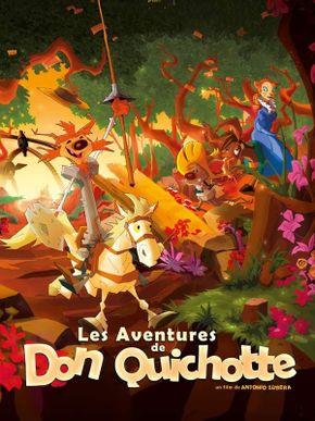 Les Aventures de Don Quichotte