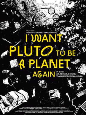 I Want Pluto To Be A Planet Again