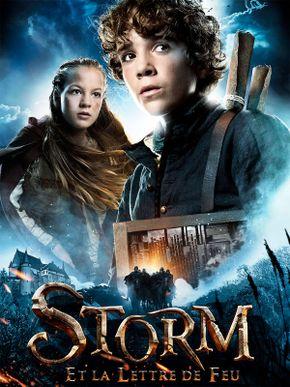 Storm et la lettre de feu