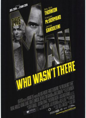 The Barber: The Man Who Wasn't There