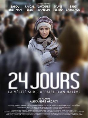 24 jours, la vérité sur l'affaire Halimi