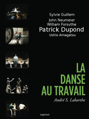 La Danse au travail (4/5) : Patrick Dupond au travail