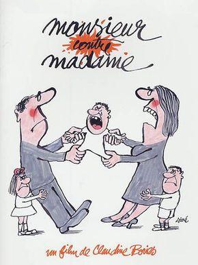 Monsieur contre Madame
