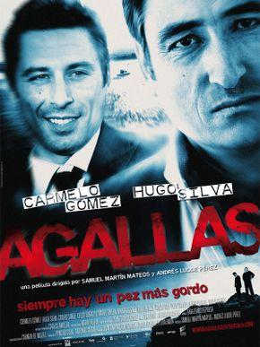 Agallas (Du cran)