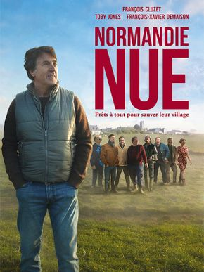 Normandie nue