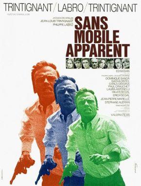 Sans mobile apparent