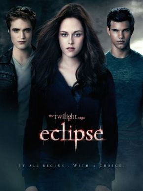 Twilight - Chapter 3 : Eclipse