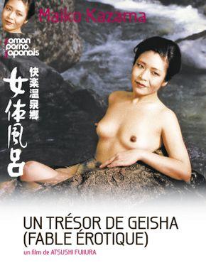 Un trésor de geisha (fable érotique)