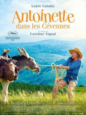 Antoinette dans les Cévennes