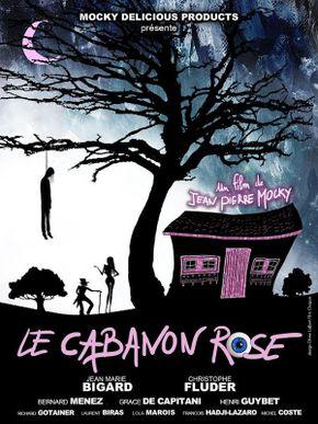 Le Cabanon rose