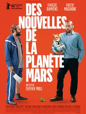 Des nouvelles de la planète Mars