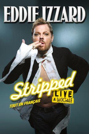 Eddie Izzard - Stripped tout en français