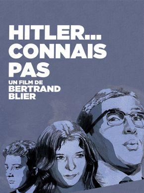 Hitler... connais pas !