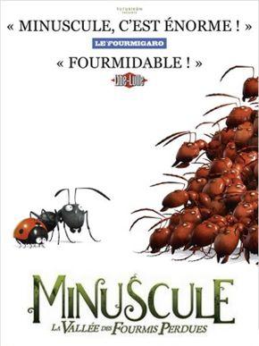 Minuscule, la vallée des fourmis perdues