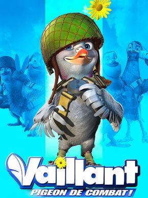 Vaillant, pigeon de combat