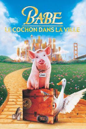 Babe, le Cochon dans la Ville