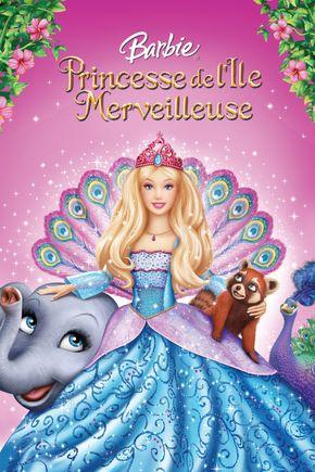 Barbie - Princesse de l'Île Merveilleuse