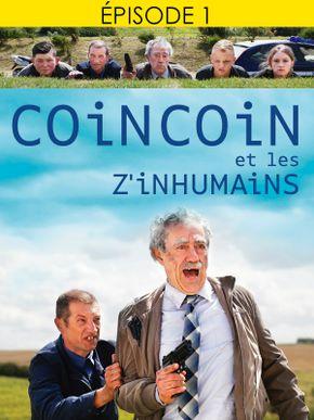 Coincoin et les Z'inhumains - épisode 1 : Noir ch'est noir