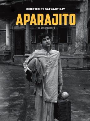 Aparajito (L'Invaincu)
