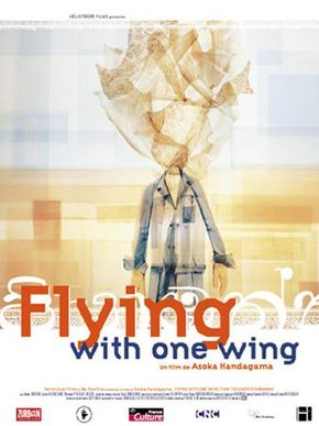 Flying with one wing