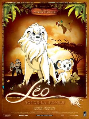 Léo, le roi de la jungle