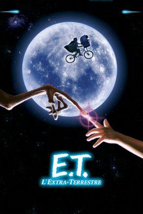 E.T., l'extra-terrestre