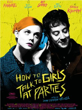 How to Talk to Girls at Parties