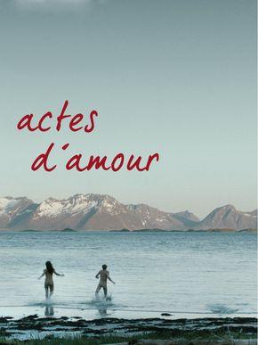 Actes d'amour