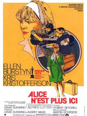Alice n'est plus ici