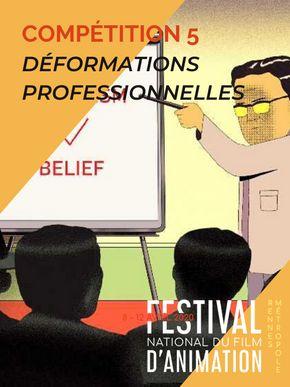 Compétition 5 - Déformations professionnelles